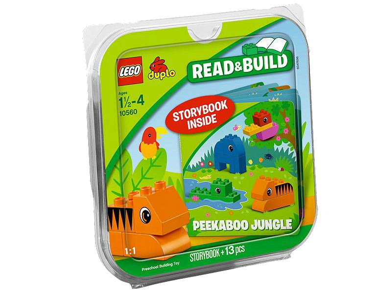 10560 Peekaboo Jungle