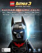 LEGO Batman 3 Batman Beyond Pack