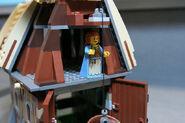 LEGO Toy Fair - Kingdoms - 7189 Mill Village Raid - 24