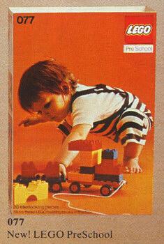 077 Pre-School Set