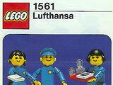 1561 Lufthansa Flight Crew