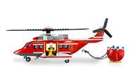 7206 L'hélicoptère des pompiers 2