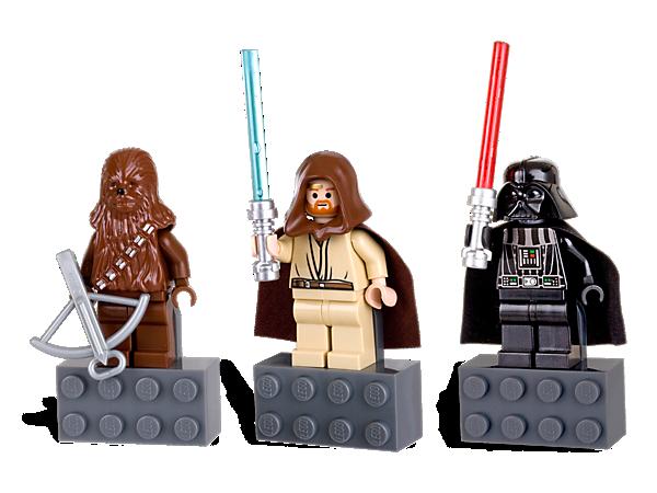 852554 Ensemble d'aimants Star Wars