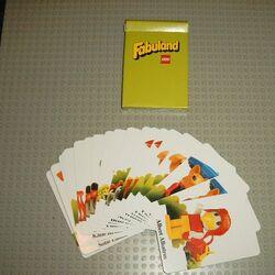 GA05 Fabuland Memory Card Game