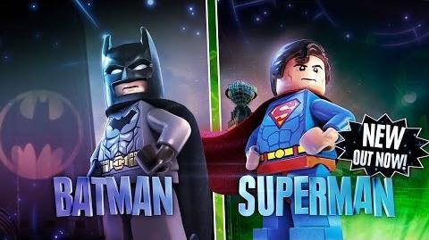 LEGO Dimensions Superhero Mash-Up Feature