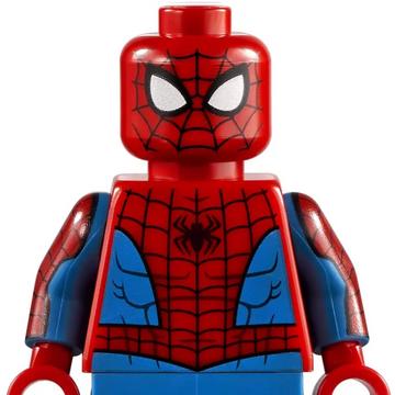 Lego Spider-Man Super Heroes Spider-Man Noir 76150 Minifigure NEW