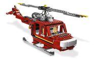 6752 Le camion des pompiers 2