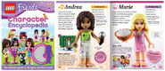 LEGO Friends Character Encyclopedia 1
