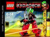 3870 Exo-Force Polybag