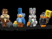 71030 Minifigures Série Looney Tunes 4