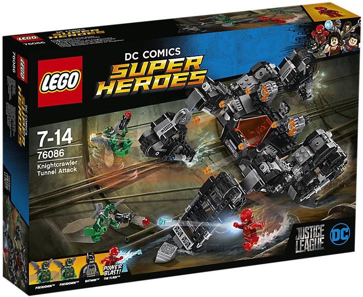 76086 Knightcrawler Tunnel Attack