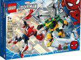 76198 Spider-Man & Doctor Octopus Mech Battle