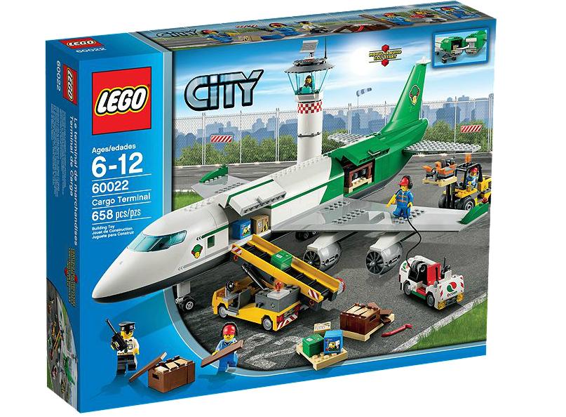 60022 Cargo Terminal