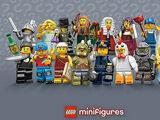 LEGO Minifigures Serie 9 71000