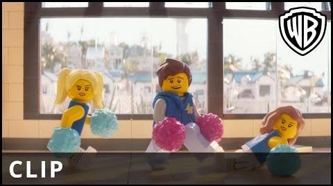 The LEGO NINJAGO Movie - Boo Lloyd - Official Warner Bros
