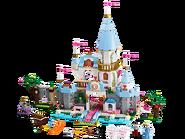 41055 Le château de Cendrillon