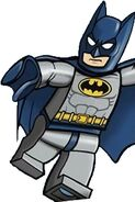 Batman from box art
