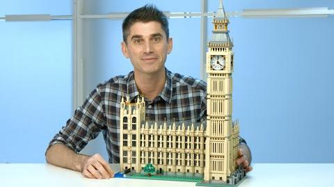 LEGO Creator - Big Ben 10253 - Designer Video