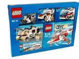 66116 City Emergency Service Vehicles