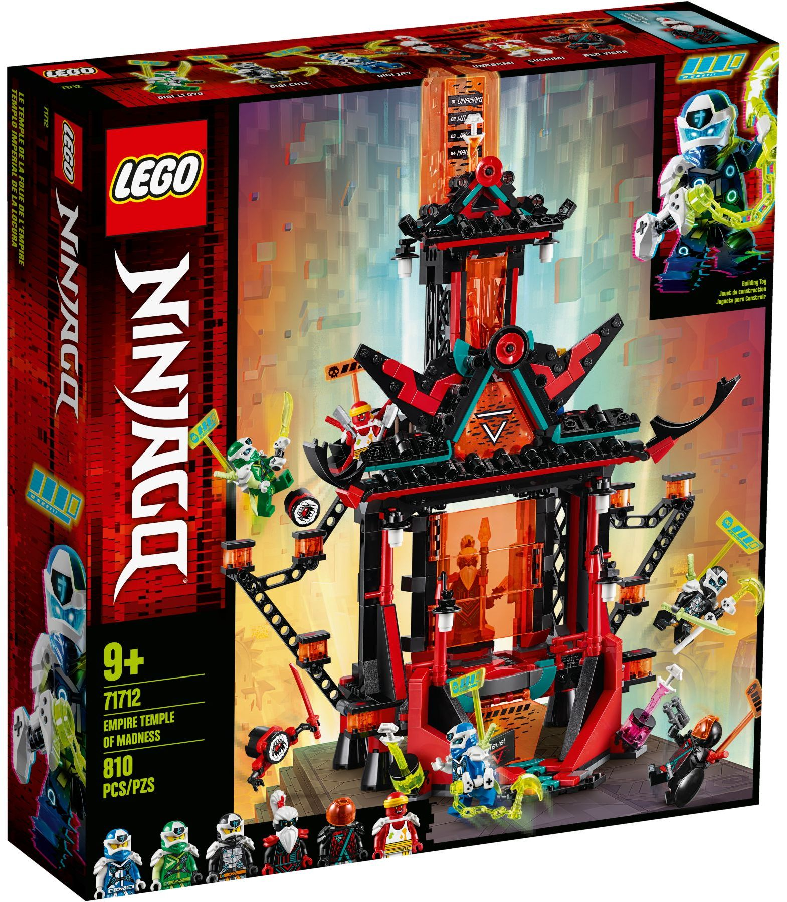 71712 Empire Temple of Madness