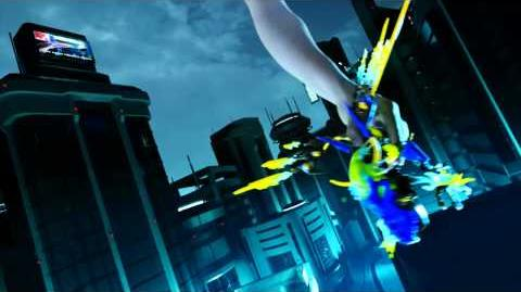 LEGO® Hero Factory - Rocka és Sárkányvillám párviadala
