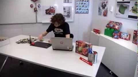 LEGO Cars Designer Video 7