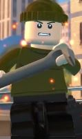 Bank Robber (The Incredibles)