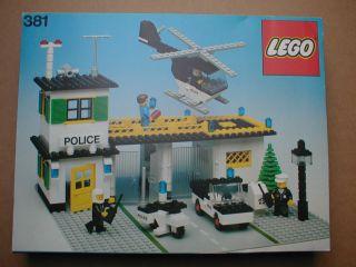 381 Police Station