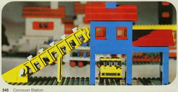 545 Conveyor Station