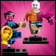 71026 Minifigures Série DC Super Heroes 4
