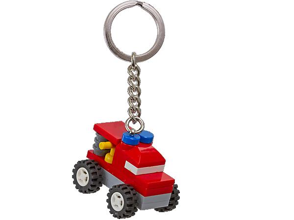 850952 Porte-bonheur Camion de pompiers