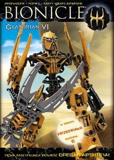 BIONICLE: Glatorian VI