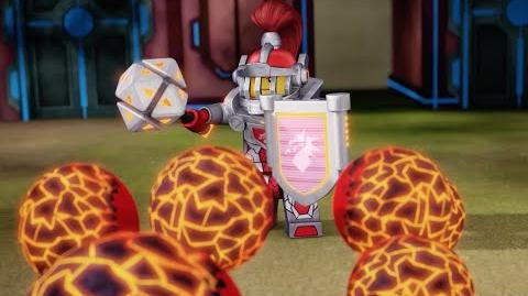 LEGO® NEXO KNIGHTS™ Episodio 1 Il Libro dei Mostri, Prima parte (IT)