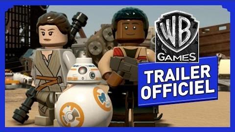 LEGO Star Wars Le Réveil de la Force - Trailer Officiel