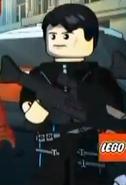 S.H.E.I.L.D Agent 001