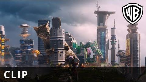 The LEGO Ninjago Movie - Kitty Clip - Warner Bros.