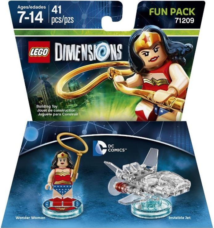 71209 DC Wonder Woman Fun Pack