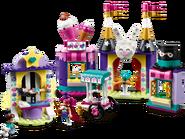 41687 Les stands de la fête foraine magique 2