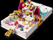 43193 Les aventures d'Ariel, Belle, Cendrillon et Tiana dans un livre de contes 3