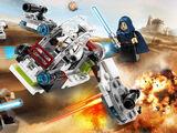 75206 Pack de combat des Jedi et des Clone Troopers