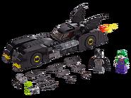 76119 Batmobile La poursuite du Joker