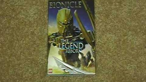 Bionicle The Legend Reborn Movie Review