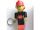 KC118 Fireman Maxifig Key Chain