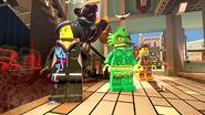 La Grande Aventure LEGO Le jeu vidéo Cool-Tag