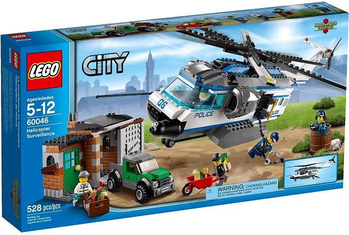 60046 Helicopter Surveillance
