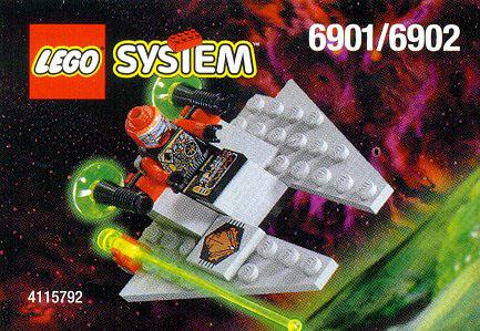 6902 Space Plane