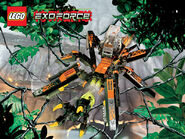 Battle Arachnoid 800X600