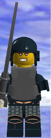 Arken Zirrh Warrior