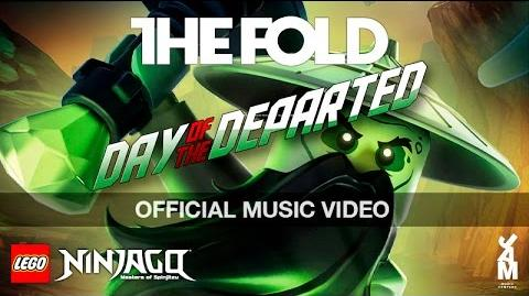LEGO NINJAGO Day Of The Departed — Official Music Video by The Fold