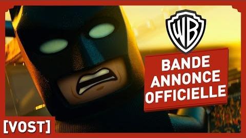 THE LEGO BATMAN MOVIE - Bande Annonce Officielle 2 (VOST)